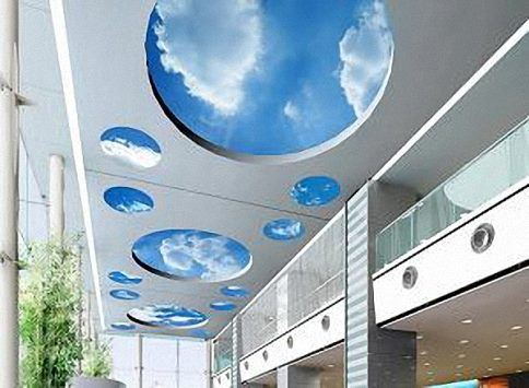 Decorative Sky Ceiling Panel_4