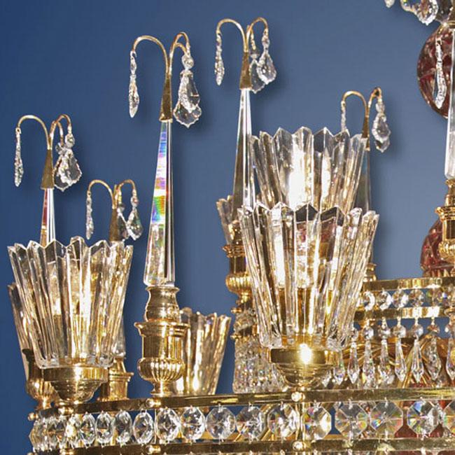 Kny designs k 4404 st petersburg chandelier