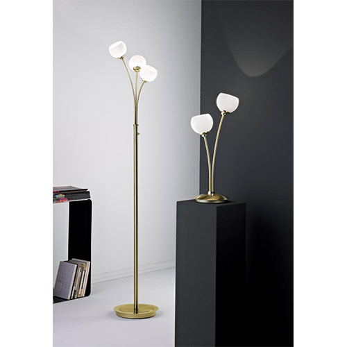Paul neuhaus 825896 led floor lamp
