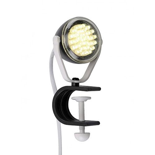 Paul neuhaus 989354 led clamp lamp