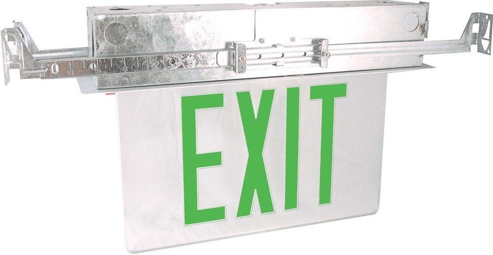 Fhex23 – recessed edge lit