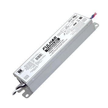 High efficiency and program start t8 electronic ballasts