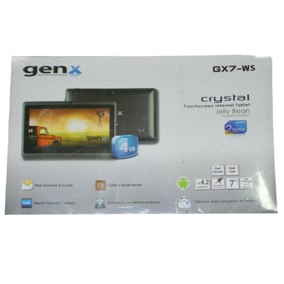 Genx gx7-ws