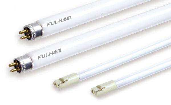 T2, t5, t5 high efficiency, t5 high output, t5 very high output linear fluorescent lamps