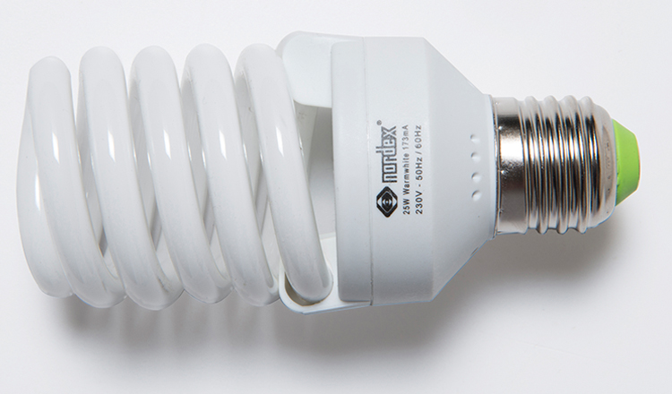 Electronic compact fluorescent lamps