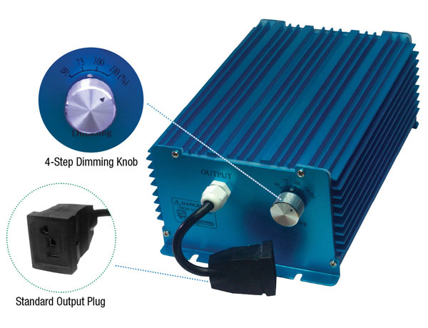 Horticultural/Hobby Electronic HID Ballasts_2