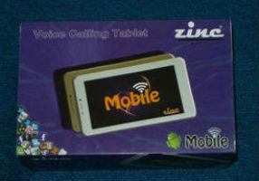 Zinc mobile