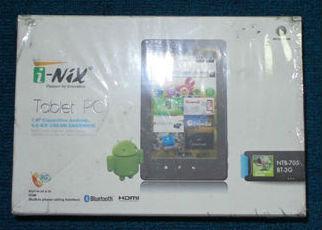 Inix tablet