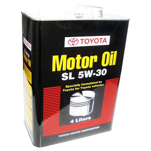 Oem toyota 08880-81015 engine oil