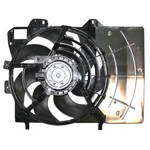 Peugeot 1253 p9 radiator fan