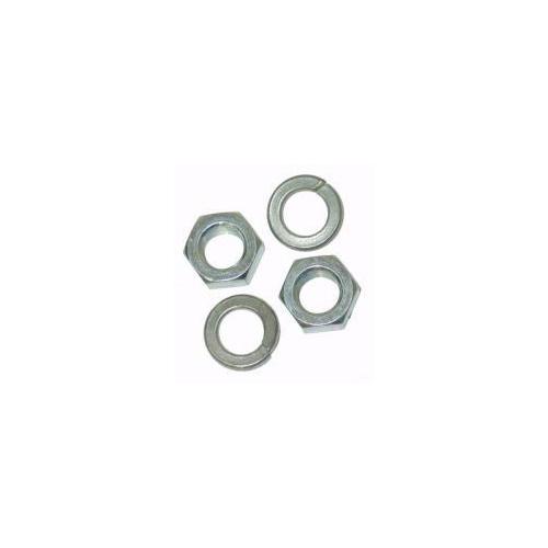 Isuzu 0-91110518-0 rear spring pin nut