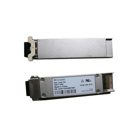 Brocade 10g-xfp-sr 10 gigabit gbic 33011-000 class 1 10ge sr xfp