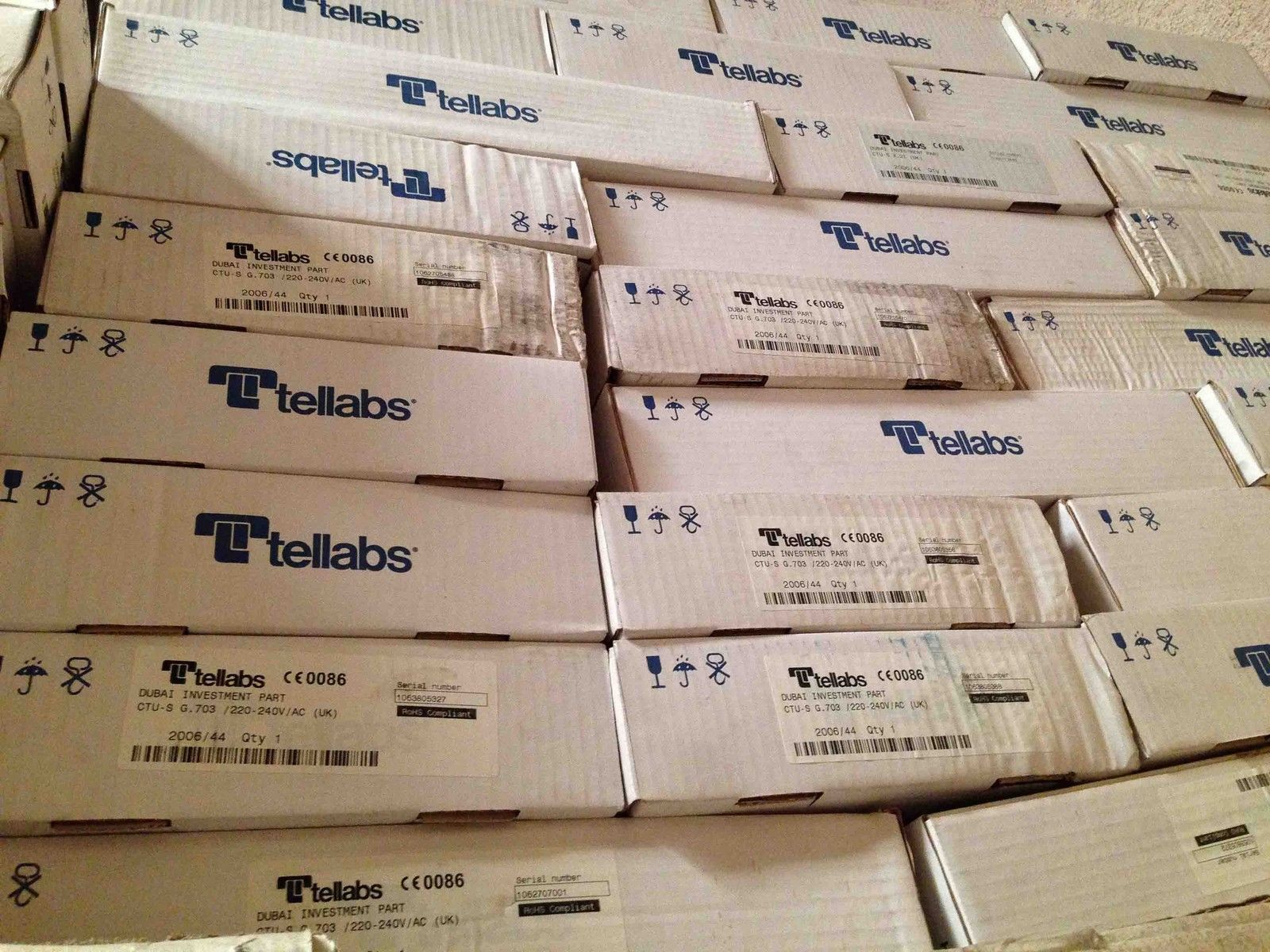 Tellabs 8110 network termination units stu-160