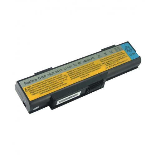Replacement battery for lenovo 3000 g400 14001, 3000 g400 2048, 3000 g400 series, 3000 g410 2049, 3000 g410 3000 g410,3000 g510 laptop  [li-ion 11.1v 58wh 5200mah 6 cells