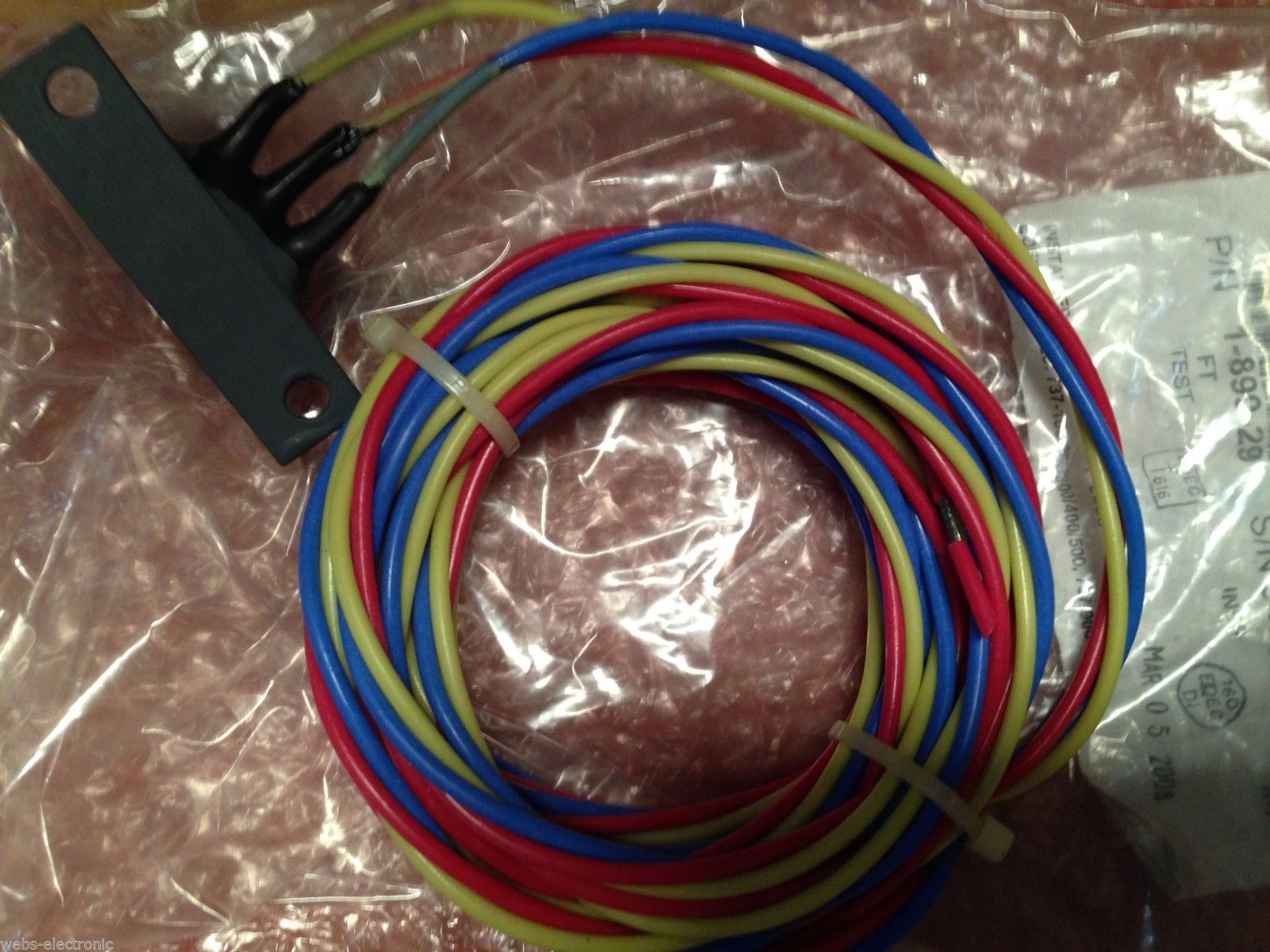 Eldec corporation sensor proximity switch, p/n 1-899-29 10-61226-29 cage 08748