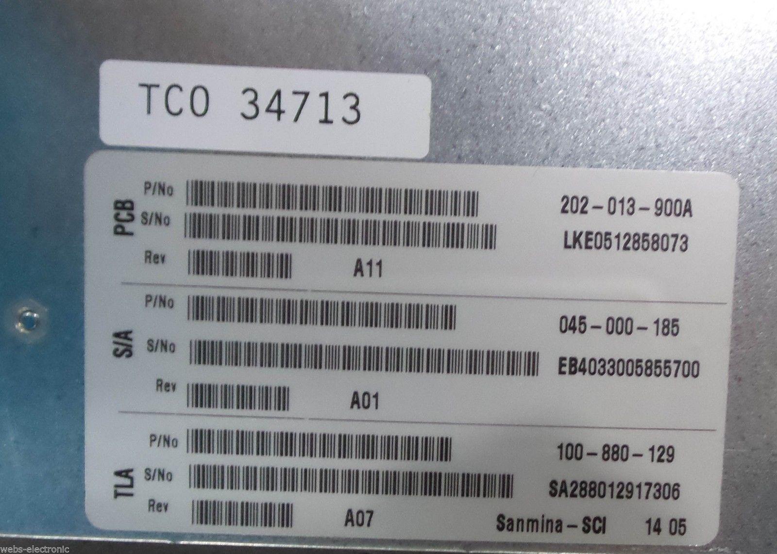 EMC Symmetrix DMX1000 DMX2000 Fan Module 045-000-185 (100-880-129 202-013-900A)_4