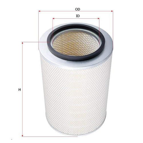 ISUZU 1-14215171-0 OEM  Air Filter_2