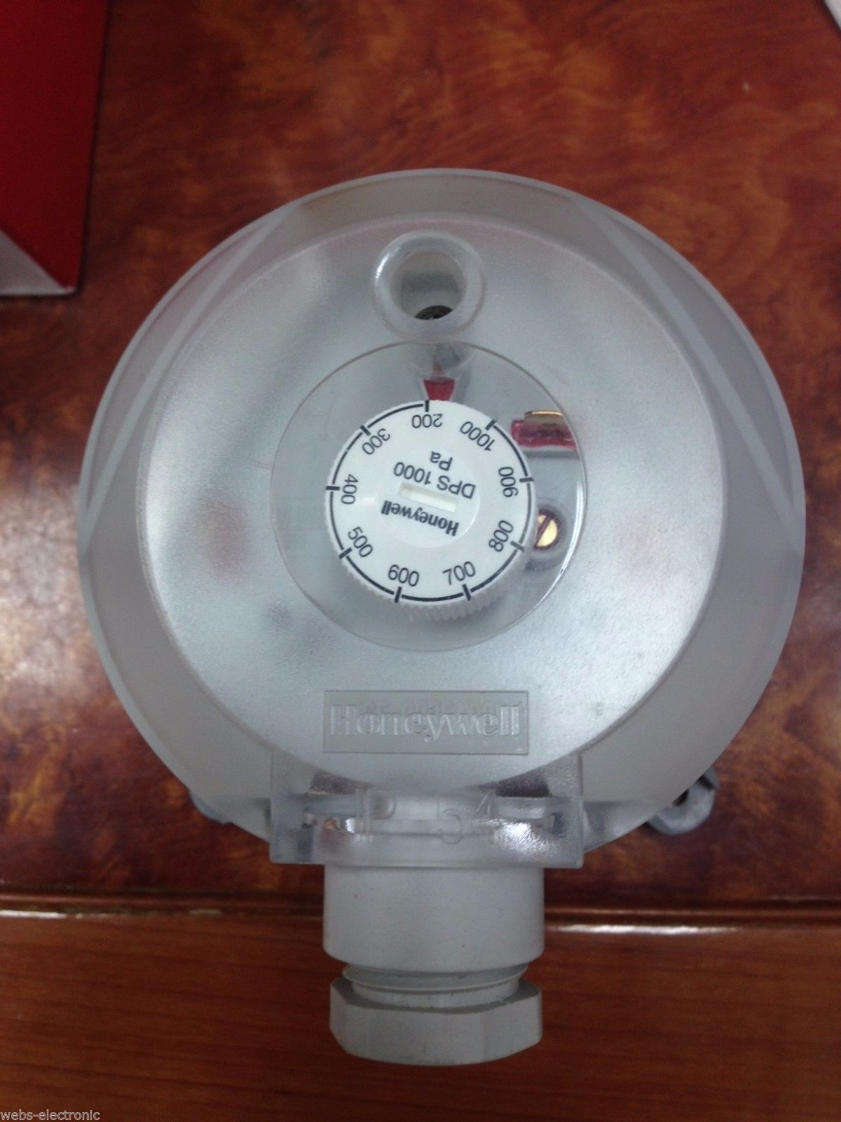 Lot-of-10-unit-honeywell-differential-pressure-switch-for-air-dps-dps-1000-pa
