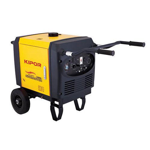 Kipor 6,000 watt gasoline electric inverter generator