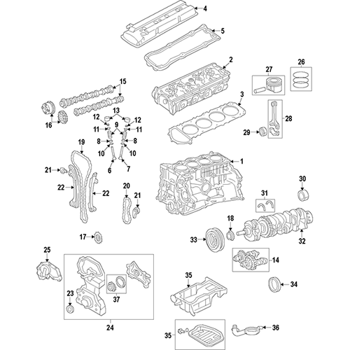 Nissan 13085-1JB1A CHAIN GUIDE_2