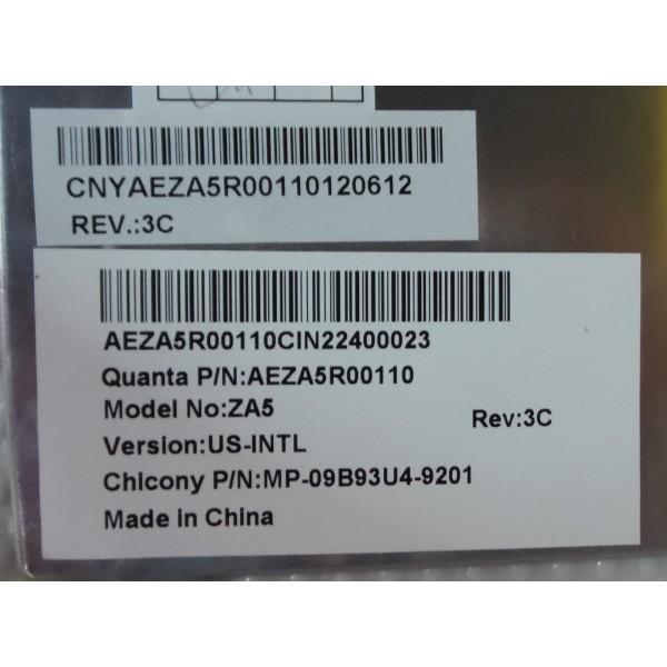 GATEWAY EC14 EC14D EC14T ZH7 KEYBOARD AEZA5R00010_3