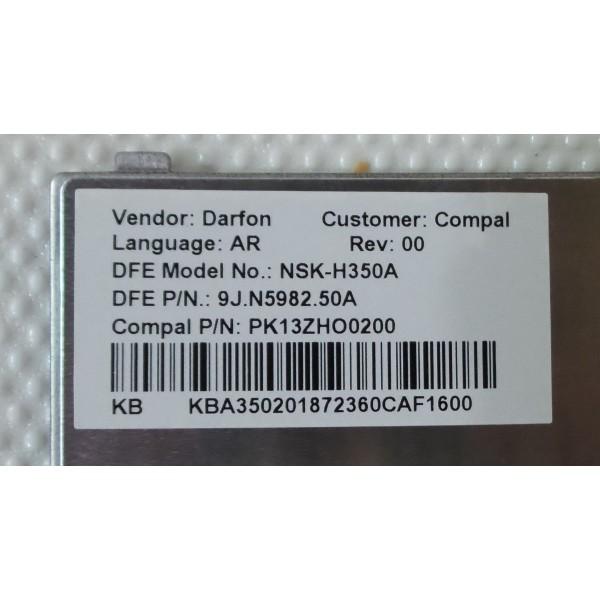Acer NSK-H350A Keyboard_3