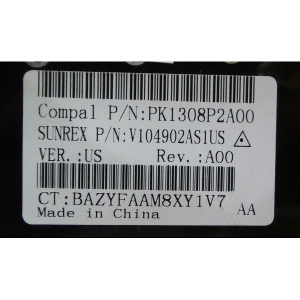 HP ProBook 5310M V104902AS1 laptop keyboard_3