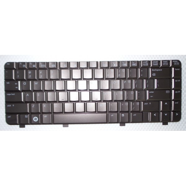 HP Pavilion DV4 DV4-1000 DV4-2000 Brown Keyboard_2