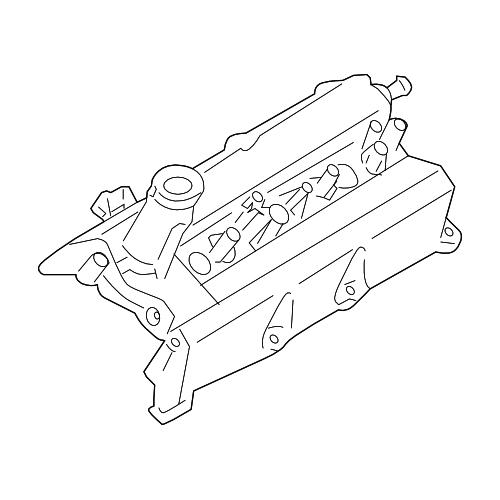 Nissan 13264-za30a  valve cover