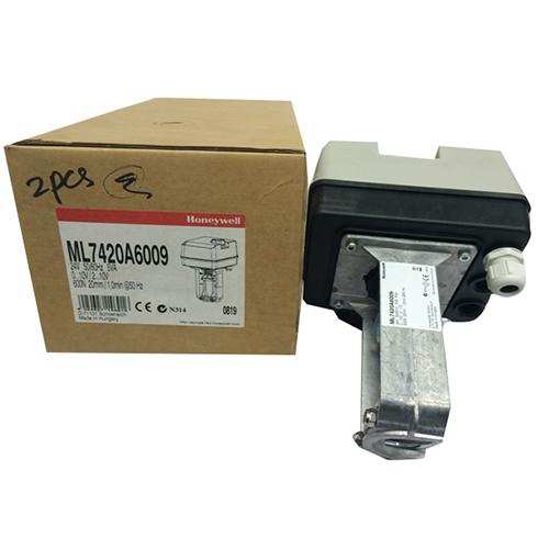 Honeywell ml7420a6009 actuator