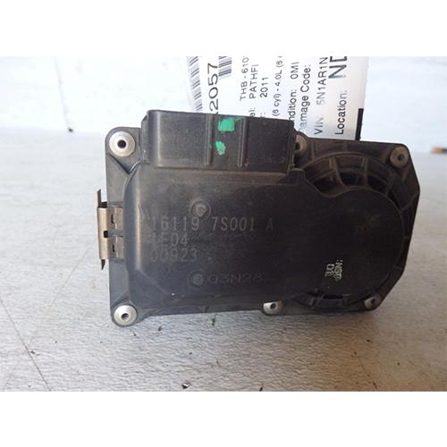 Nissan 16119-7S001 THROTTLE BODY_3
