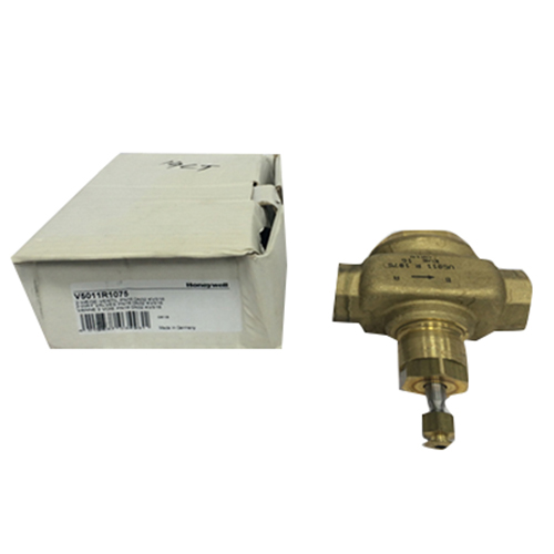 Honeywell v5011r1075 two-way control valve pn16