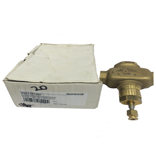 Honeywell v5011r1067 two-way control valve pn16