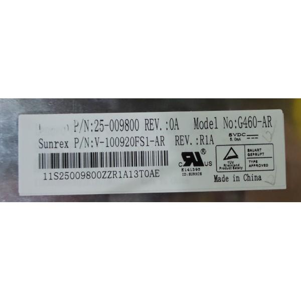 Lenovo G465 G460 G465A G460AL Series V-100920FS1 Keyboard_3