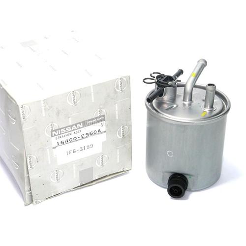Nissan 16400-es60a fuel filter