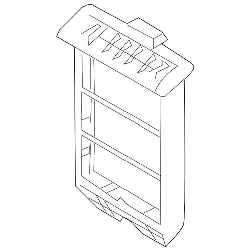 Nissan 16526-1CA0A Air Intake-Filter_3