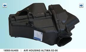 Nissan 16500-9j400 air cleaner
