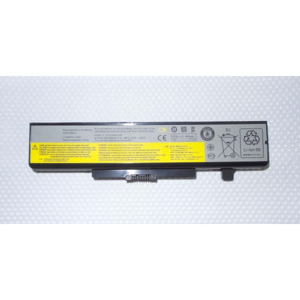 Replacement battery for lenovo part no. l11m6y01