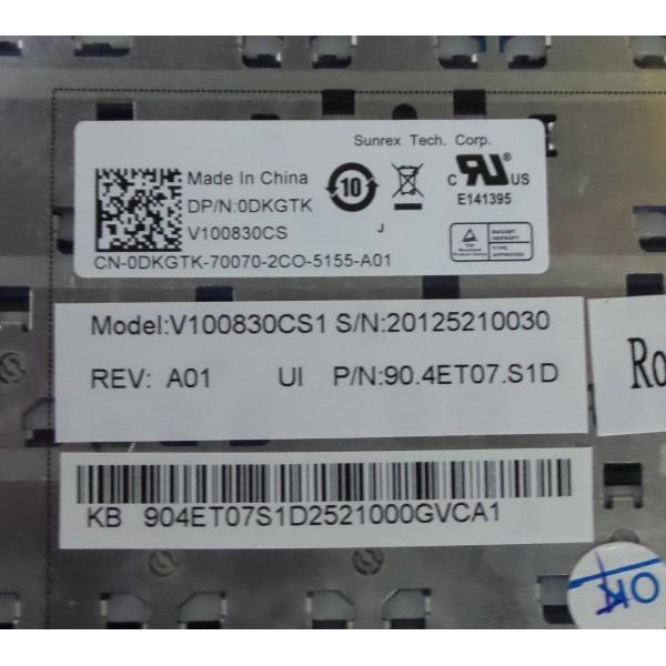 Keyboard for Dell Vostro 3300 3400 3500 0DKGTK DKGTK V100830CS_3
