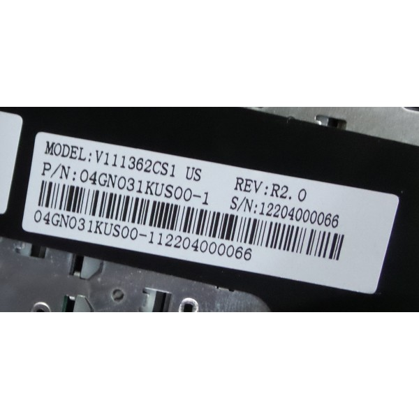 Asus V111362CS1 04GN031KUS00-1 Keyboard_3