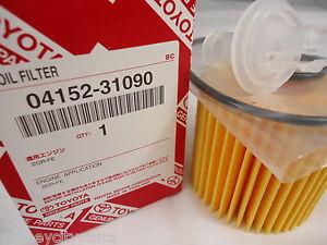 Toyota 04152-31090 oil filter element