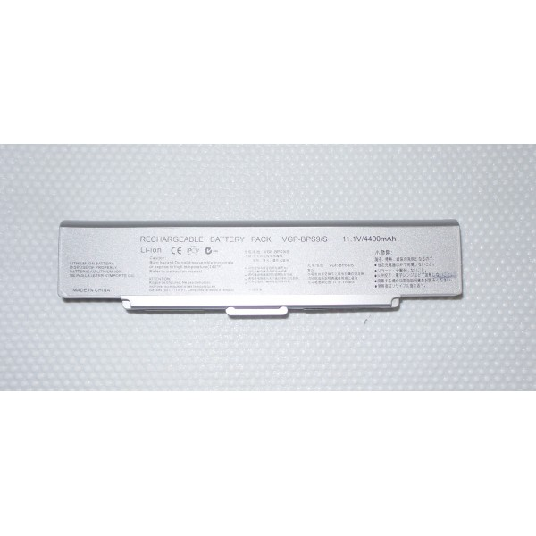 REPLACEMENT BATTERY FOR SONY VGP-BPS9/S_2