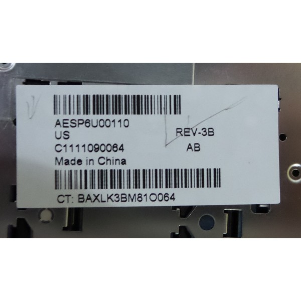 HP AESP6U00110 Laptop Keyboard_3