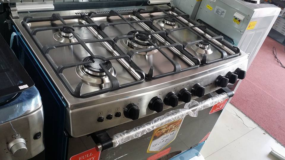 Luna gas cooker 60x90 heavy duty