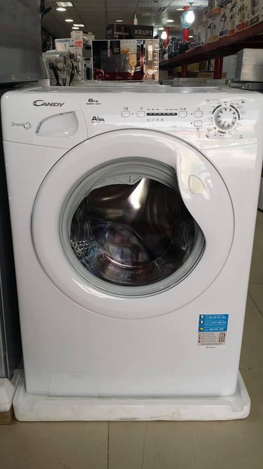 Candy washing machine 6 kg