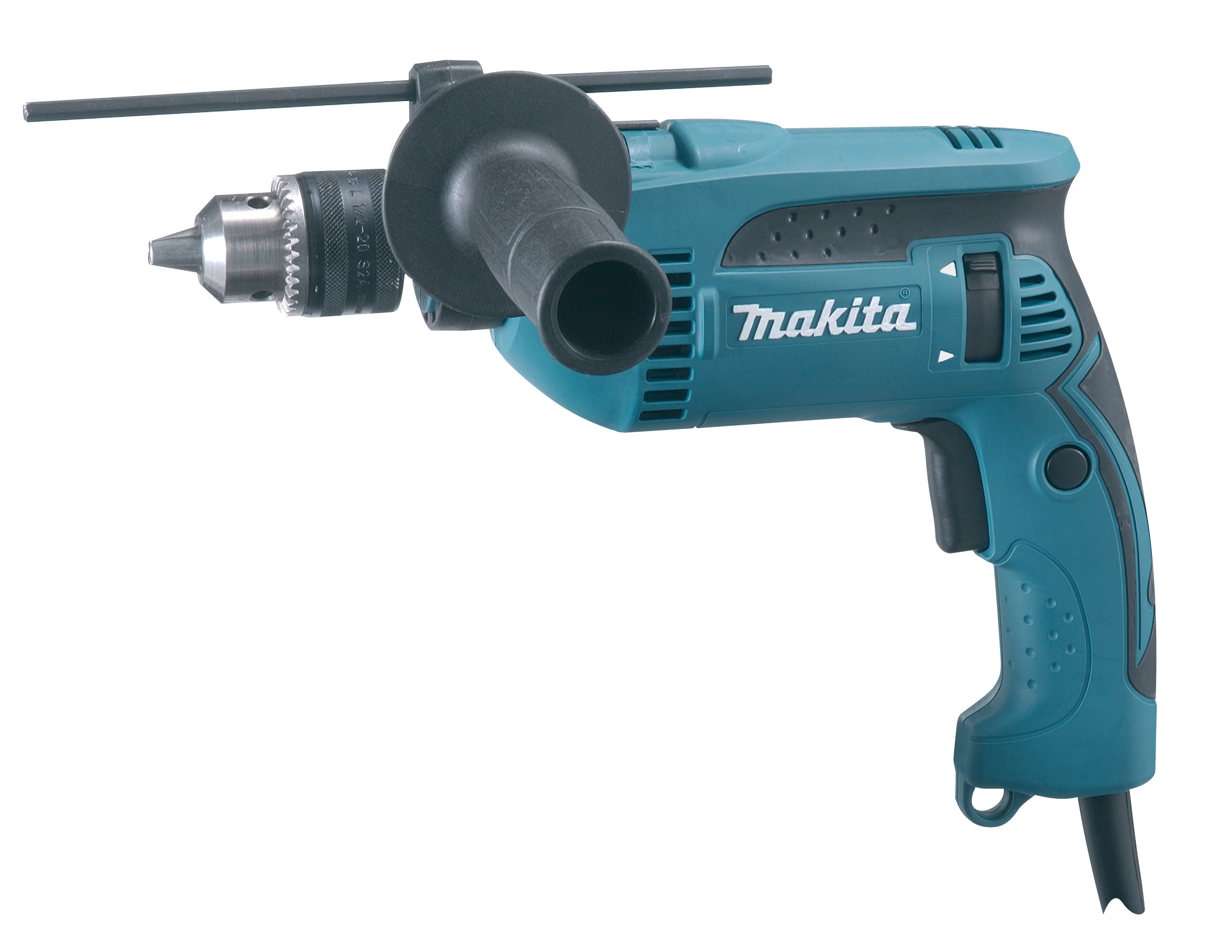 Makita drill with keyed chuck 16mm 710w  hp1630k