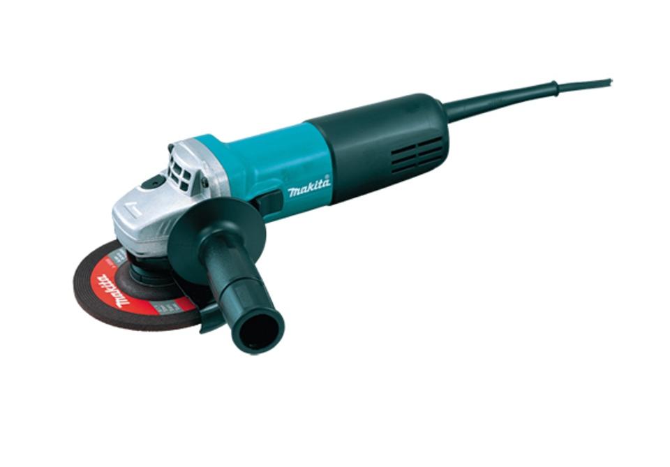 Angle grinder 115mm (4-1/2