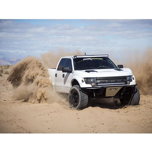 14 Factory Series One Piece Fits : 10 -14 Raptor / 04 - 14 F150_5
