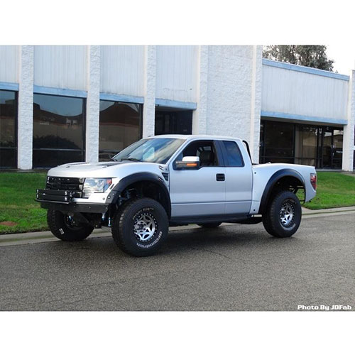 14 Factory Series One Piece Fits : 10 -14 Raptor / 04 - 14 F150_3