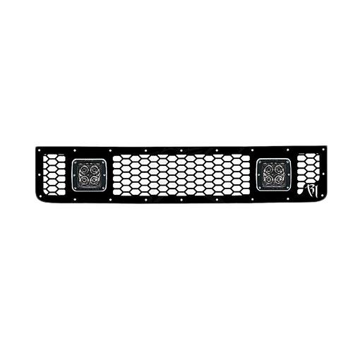 2005-2016 toyota fj cruiser upper led grille